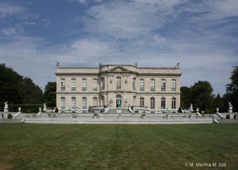 The Marble House, Rhode Island - ID: 10718582 © M.  Martha M. Eid