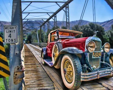 The Old Monitor Bridge