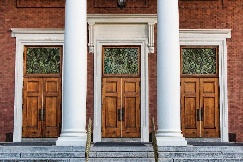 Door Number Two - ID: 10739408 © Laura Wald