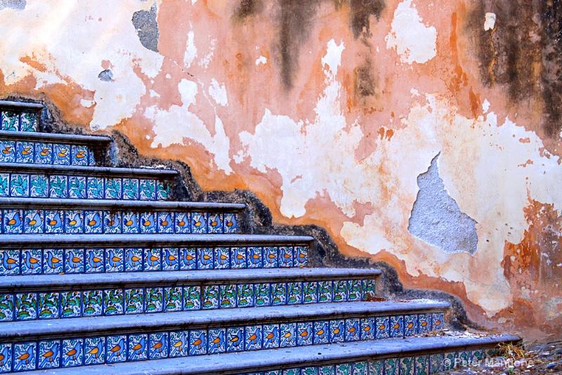 Tlled Steps