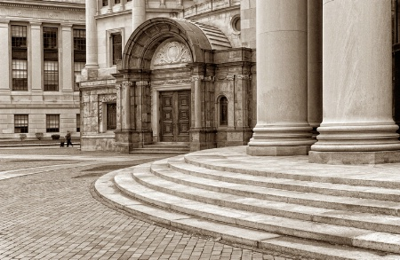 Columns and Curves