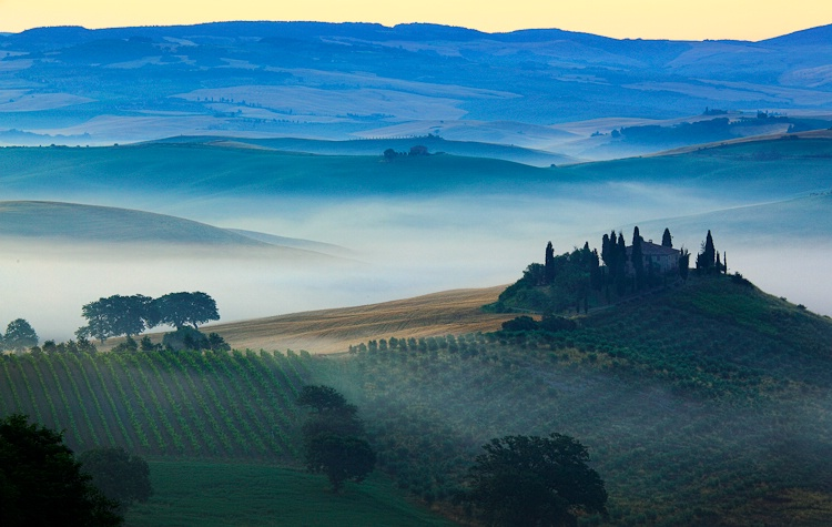 Val d'Orcia Blues