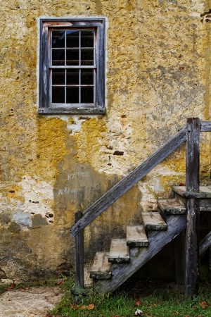Window and Steps