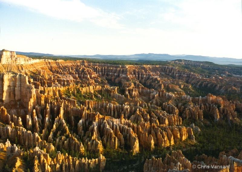 19950529  950618  Bryce Canyon NP - ID: 10822289 © Chris Vansant