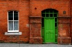 Dublin door and w...
