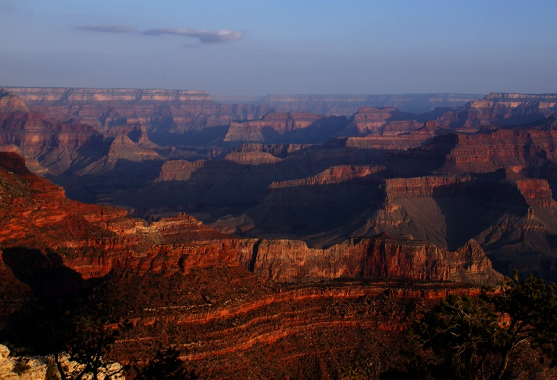 The Grandest of Canyons - ID: 10831671 © Sharon L. Langfeldt