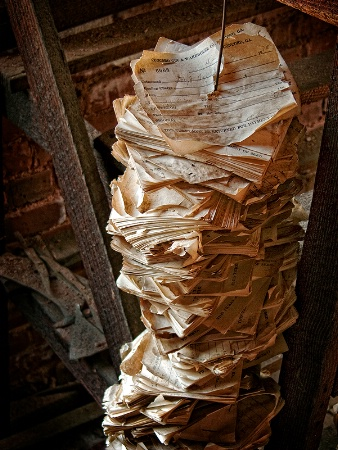 Cotton Seed Receipts