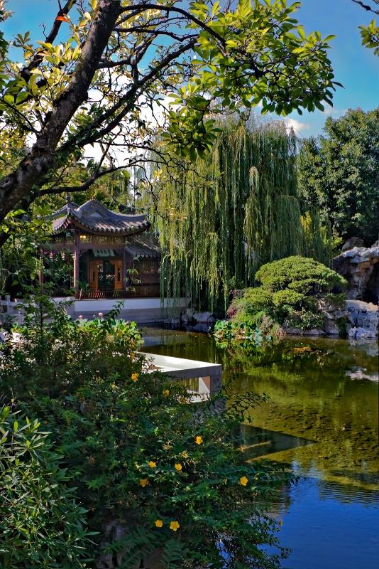Chinese Gaden II, Portland, OR