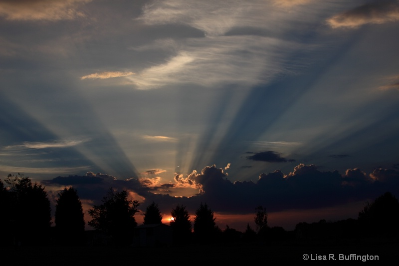 Guiding Light - ID: 10838024 © Lisa R. Buffington
