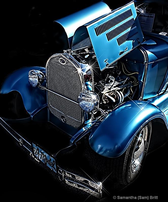 Something Old, Something Blue, Something Shiny