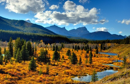 """""""Perfect Day in the Rockies"""""""