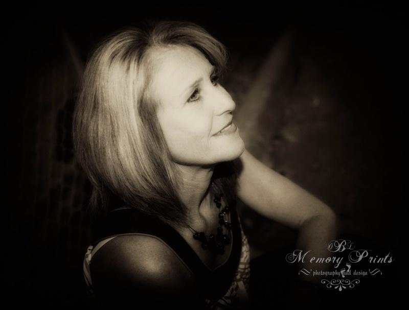 """Melanie Leigh"" - ID: 10849663 © Deborah L. Burgess"