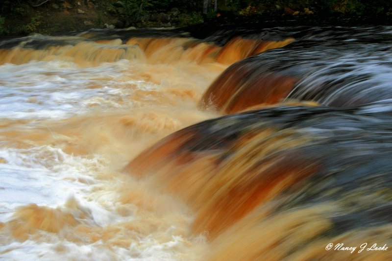 Lower Tahquamenon Falls, Upper Peninsula, MI