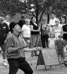Street Juggler an...