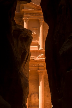 First View (Petra Jordan)