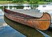 Canoe Reflection ...