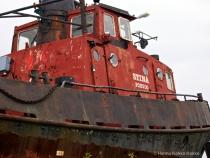 Old ships - graveyard - 3 Old Ironside
