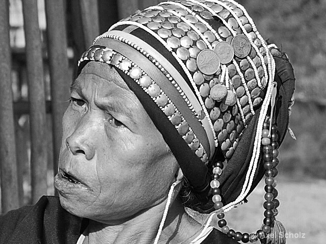 hill tribes in laos - ID: 10900888 © Axel Scholz