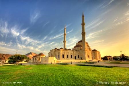 Said Bin Taymour Mosque