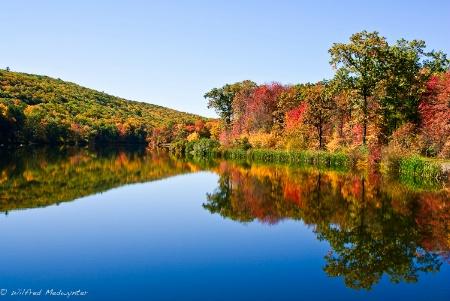 Hidden Lake , Pennsylvania