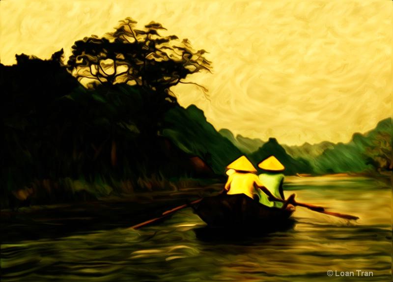On the way to Perfume Cave - ID: 10937376 © Loan Tran