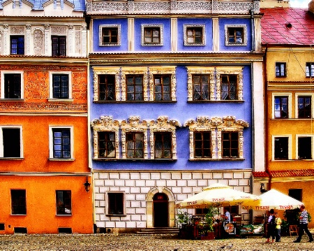 Colors of Lublin
