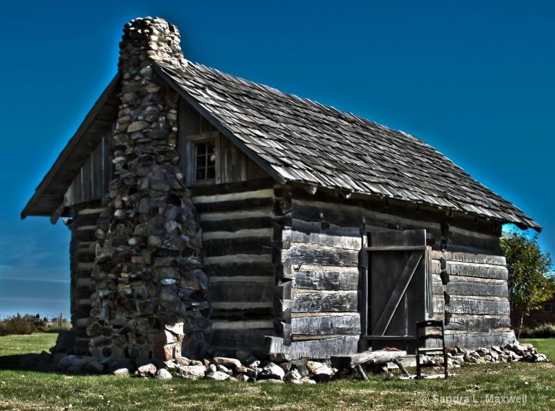 Harshburger Log Cabin 1837