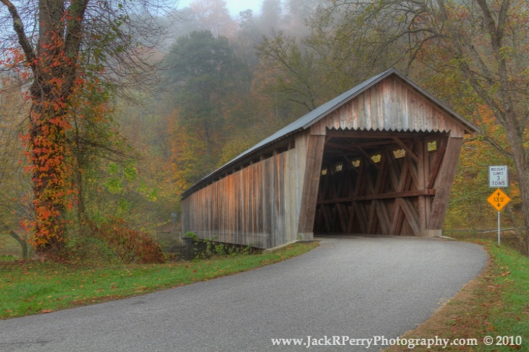 Bennett Mill Covered Bridge