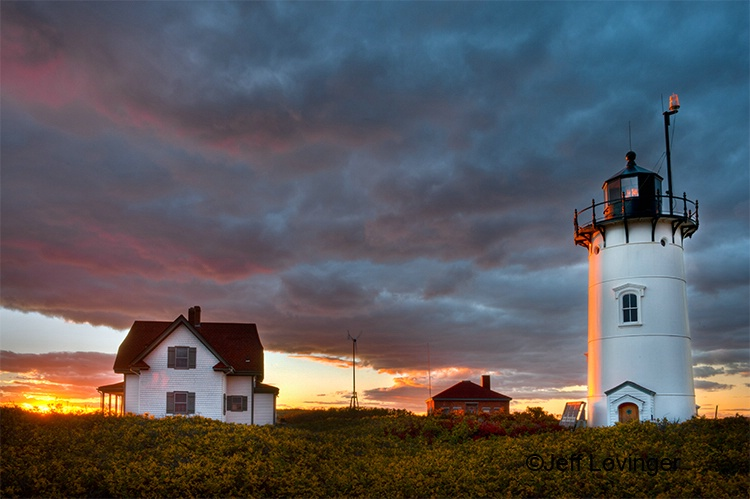 Race Point Light House - ID: 10992143 © Jeff Lovinger