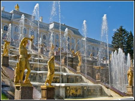 Peterhof Palace - St. Petersburg