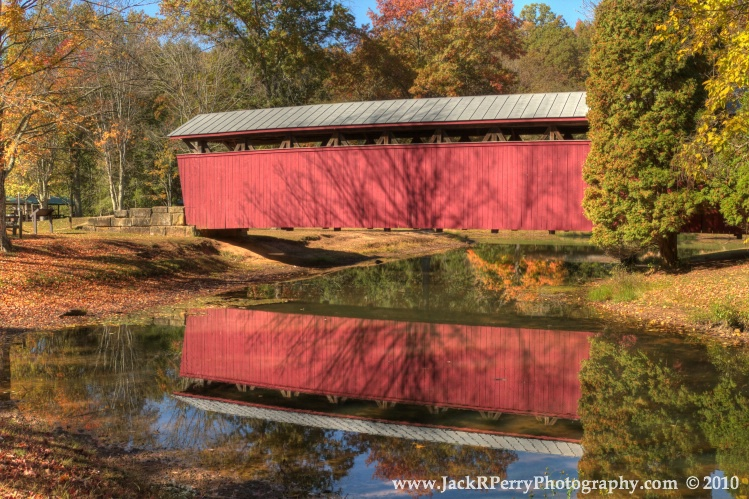 Staats Mill Covered Bridge