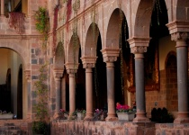 Stonework and Arches