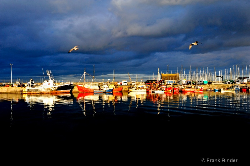 Howth Harbor 1 - ID: 11011811 © Frank Binder