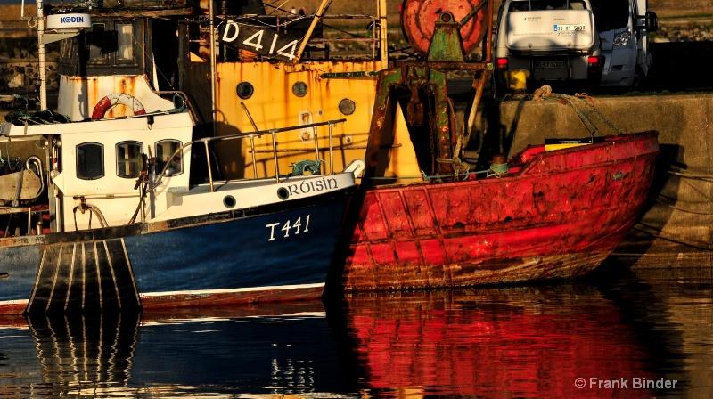 Howth Harbor 2 - ID: 11011812 © Frank Binder
