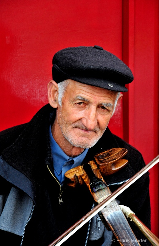 Irish Fiddler - ID: 11011817 © Frank Binder