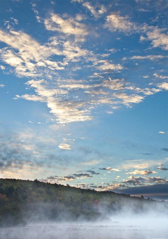 Morning Sky and Mists - ID: 11012742 © Gerald L. Tomanek