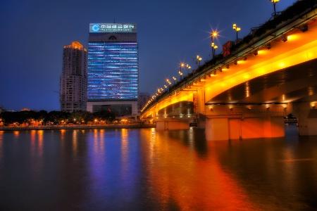 Twilight in Guangzhou 1