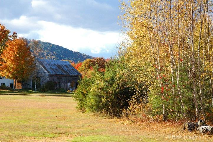 Old White Barn  - ID: 11035530 © Beth E. Higgins