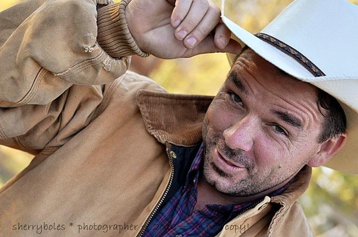 my handsome cowboy