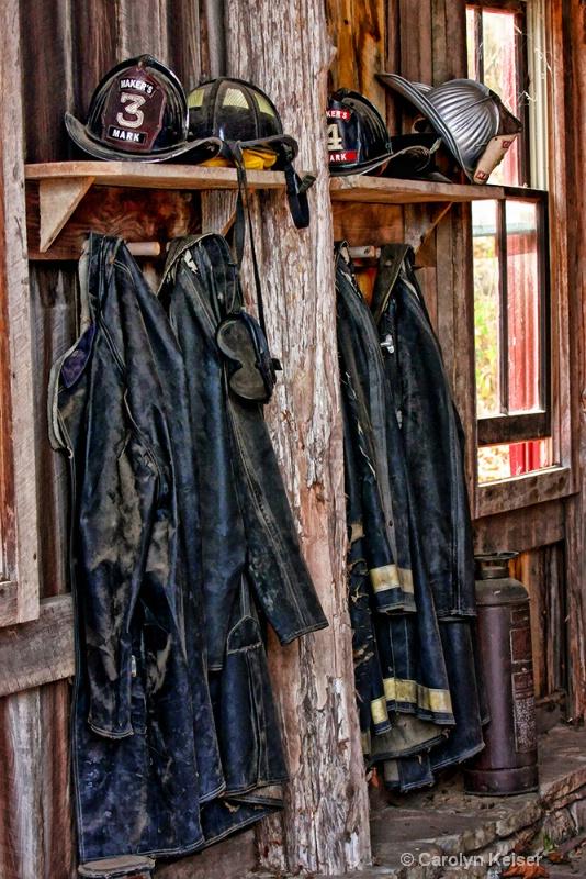 Fire Protection - ID: 11045054 © Carolyn Keiser