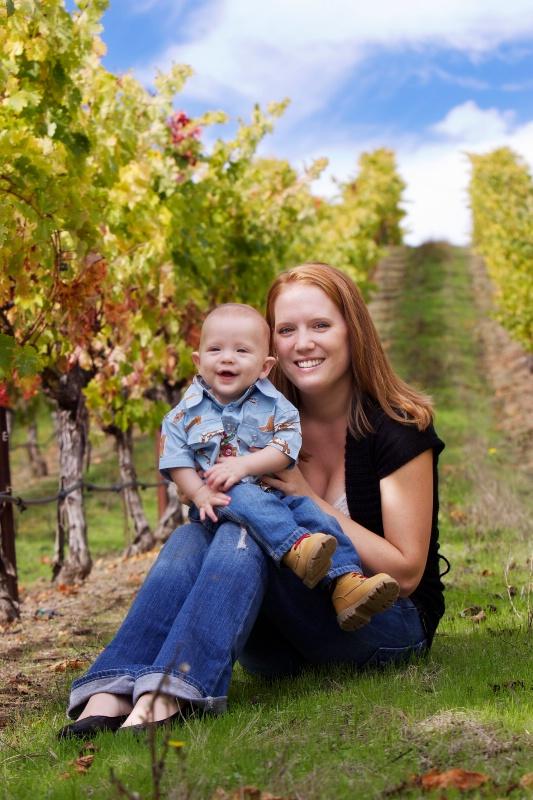 Fun in the Vineyard