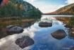 Bubble pond fall ...