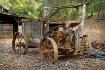 Vintage Harvester...