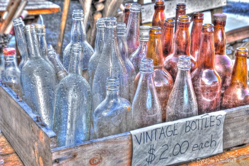 Vintage Bottles1