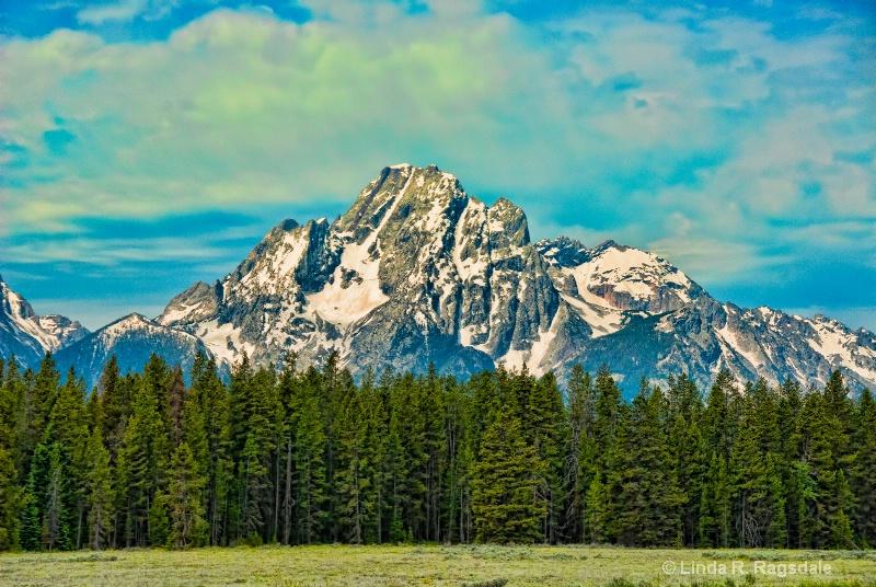 Grand Tetons - ID: 11080147 © Linda R. Ragsdale