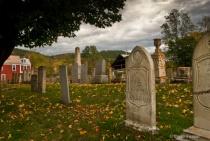 Vintage Graveyard