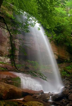Rainbow Falls, Smoky Mountains