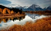 Fall at the Oxbow