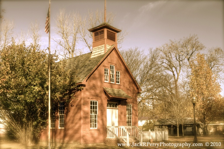 1800's Schoolhouse