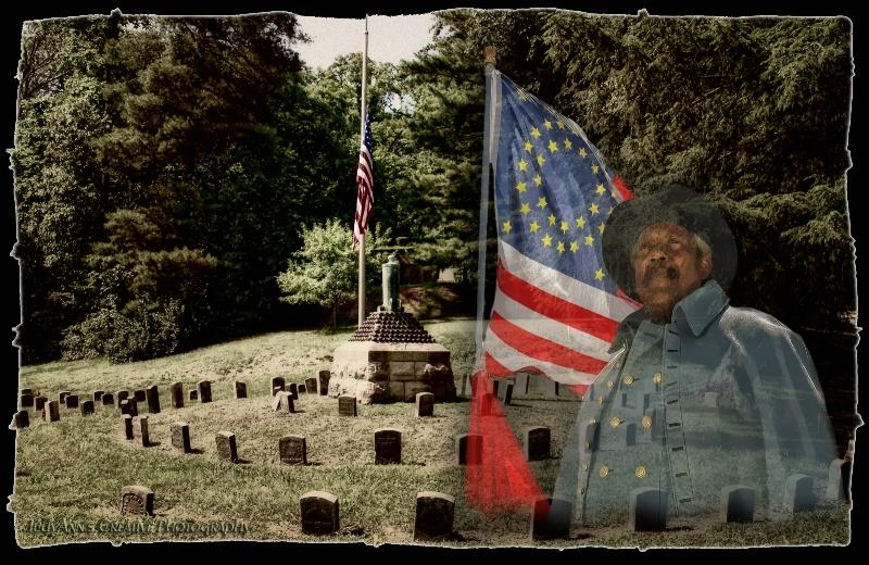 1861 - 1865 memorial - ID: 11134901 © JudyAnn Rector